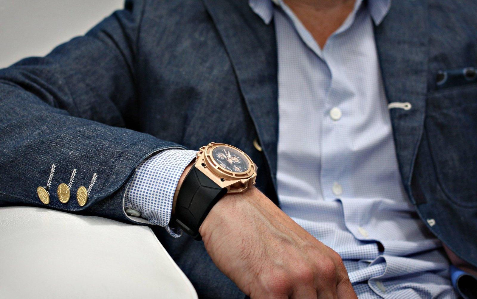Des montres de luxe très très chères